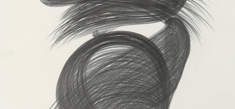 Gerlinde und Rose 2015 Graphitzeichnung auf Papier 60 x 42 cm ©Rose Stoll Foto ©Ralf Witthaus
